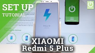 How to Set Up XIAOMI Redmi 5 Plus - XIAOMI First Configuration