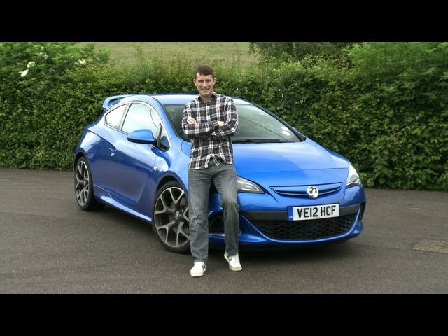 Vauxhall Astra VXR (Opel Astra OPC) review - CarBuyer ...