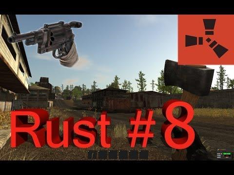 Rust - Часть # 8 | Строим и обустраиваем дом