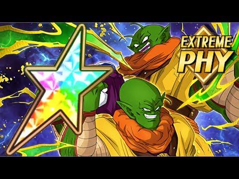 100% PHY LORD SLUG SHOWCASE The Dreaded Super Namekian Dragon Ball Z Dokkan Battle