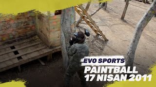 EVO Sports/Paintball - Beykoz Sahası Oyun 17 Nisan 2011