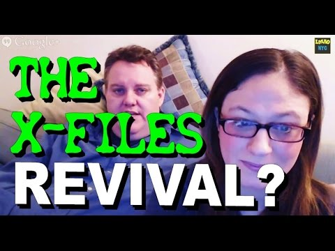 POSSIBLE X-files TV SERIES REVIVAL?