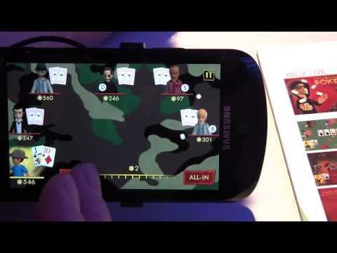 Full House Poker Windows Phone 7