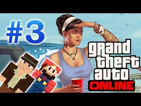 Играем в GTA Online (3 серия)