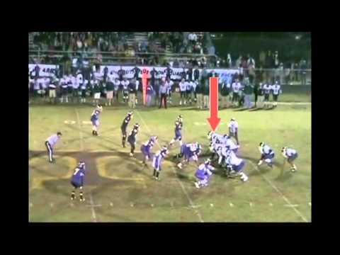 John Austin Stone, Southwest Edgecombe High School Football, Highlight Video