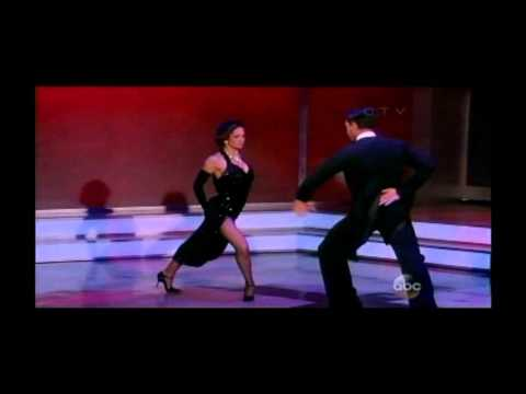 Karina Smirnoff & Maksim Chmerkovskiy  Forever Tango on The View