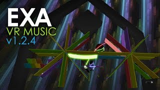 EXA: The Infinite Instrument | DevUp v1.2.4 | Slide Locomotion, Smooth Camera, Section Audio Export