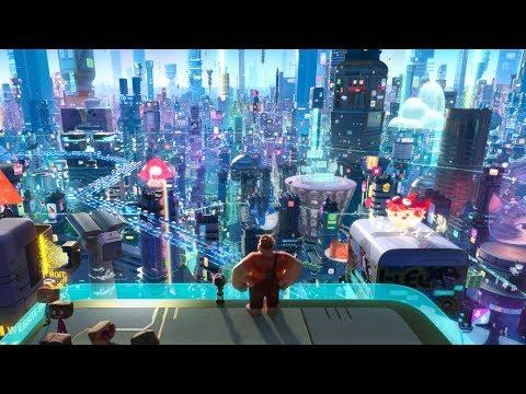 《無敵破壞王2:網路大暴走》前導預告! 今年11月大銀幕ONLINE!