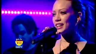 Hilary Duff - Fly Live On GMTV 2005 - HD