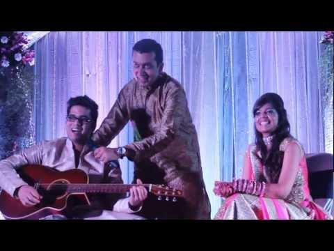 Sagar's Performance - Phoolon Ka Taaron Ka Sabka Kehna Hai video