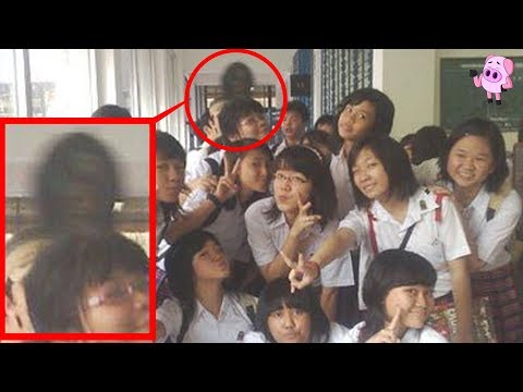 10 Real Ghosts That Have Appeared in School Photos
