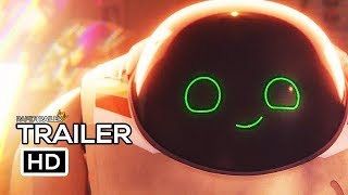 NEXT GEN Official Trailer (2018) Netflix Animated Movie HD