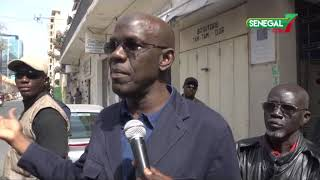 Manifestation-Reaction de Me Mame Adama Gueye: Senegal amoul kilifeu