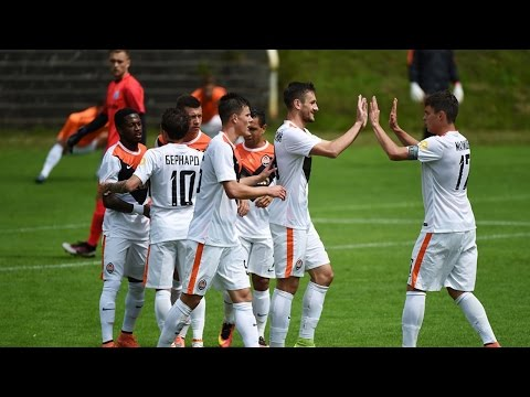 Meppen 1-4 Shakhtar. Highlights