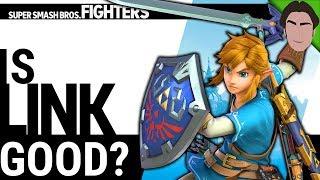 Is Link GOOD in Super Smash Bros Ultimate?