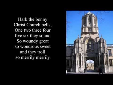 Anonymous - Upon the Christ Church Bells in Oxford