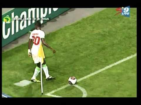 Nigeria 1 - Senegal 2 - U23 Morocco 2011 EURODATA SPORT