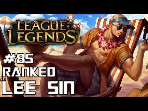 League Of Legends Ranked #85 O CEGUINHO VOLTOU ! C/Babyfac3