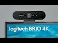 Logitech BRIO 4K Webcam - My Experience!
