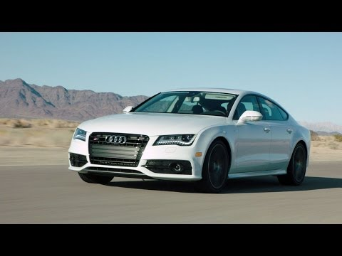 2014 Audi S7 Review - TEST/DRIVE