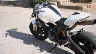 2009 Ducati Monster - M696 (Walk Around)