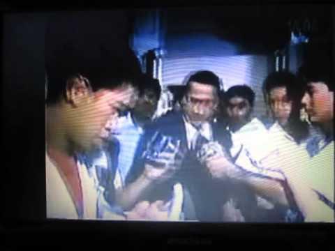 SETH CORTEZA (Regal Films): My second Ekstra movie appearance