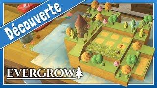 EVERGROW - Un petit lapin dans un puzzle-game champêtre   Gameplay