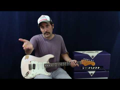 Lesson Guitar - Warm Up Exercise
