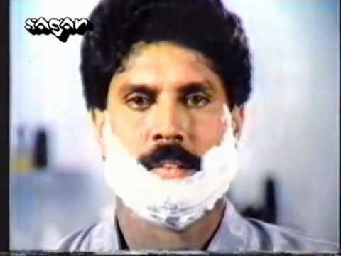 Kapil Dev - Palmolive Ad | (RARE)
