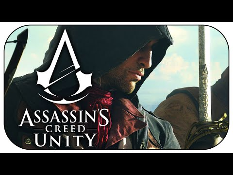 Assassins Creed Unity Gameplay Trailer! PS4 Xbox One & PC!