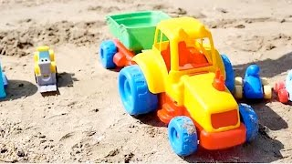 Carros - Carritos para niños - Tractores infantiles - Tractors for children
