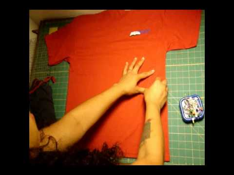 How To Make Baby Pants From T Shirt