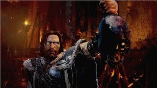 Official Middle-earth: Shadow of Mordor Gameplay Walkthrough