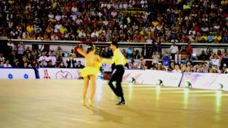 Colombia 1st Place - Gold Medal in Salsa