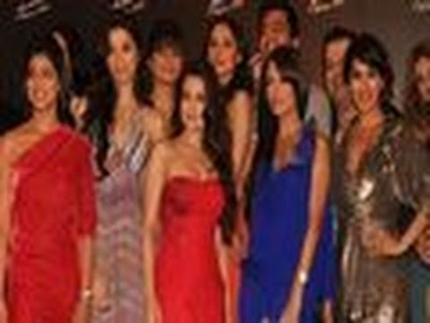 Bollywood shines @ Blender's Pride Fashion Tour Launch