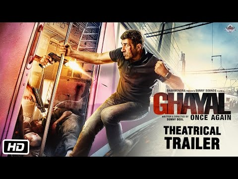 Watch Ghayal Once Again (2016) Online Full Movie Free Putlocker