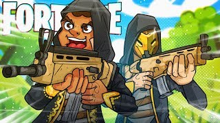 3 ANGRY, LOUD, TOXIC GAMERS - Fortnite Battle Royale