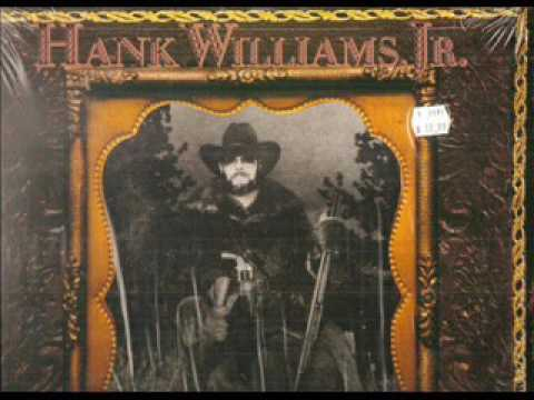 Hank Williams Jr ~ Stoned At The Jukebox (Vinyl)