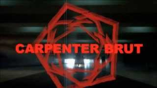 Клип Carpenter Brut - Le Perv