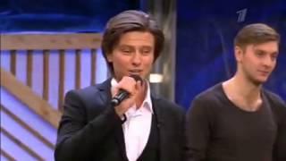 Прохор Шаляпин. Как много девушек хороших. Эфир на Первом канале от 8.01.2015