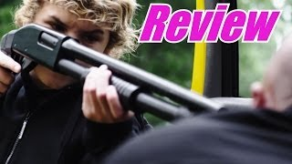 The Aggression Scale (2012) movie review thriller crime Steven C. Miller