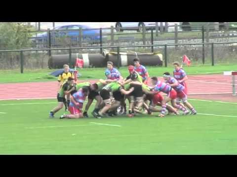Cymoedd Sport Rugby Highlights Reel 2015 16