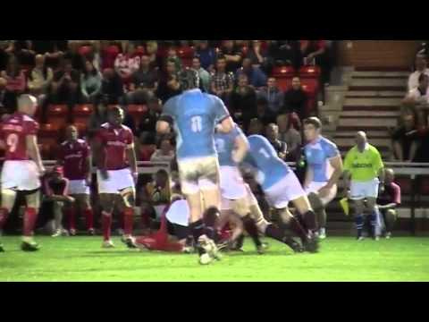 ARU - Army vs RAF Highlights 20-4-11