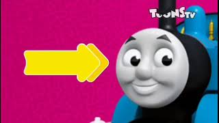 TOONS TV Nordic - Next_Now Thomas & Friends Bumpers (2018)