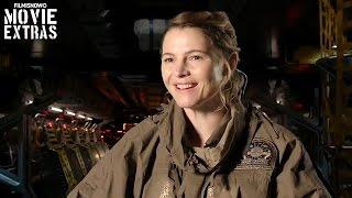 Alien: Covenant | On-set visit with Amy Seimetz
