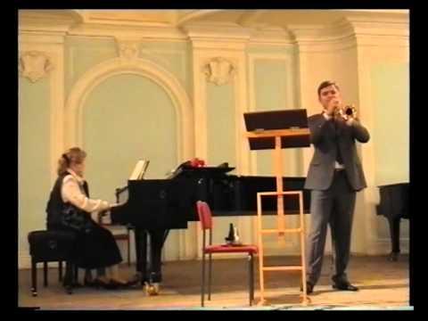 """Смирнова, Татьяна - """"Соната-баллада"""" для трубы и фортепиано"""