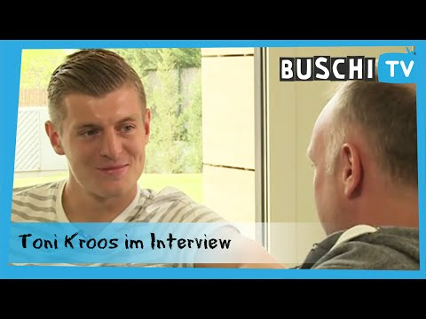 Buschi geht ran: Toni Kroos im ausführlichen Interview