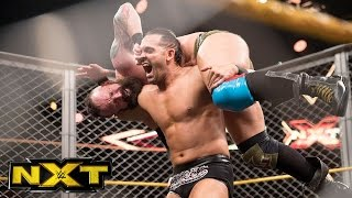 Tye Dillinger vs. Eric Young - Steel Cage Match: WWE NXT, April 19, 2017