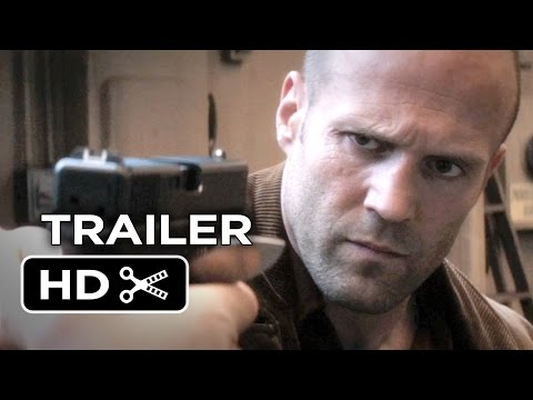 Wild Card Official Trailer #1 (2015) - Jason Statham. Sofia Vergara Movie HD