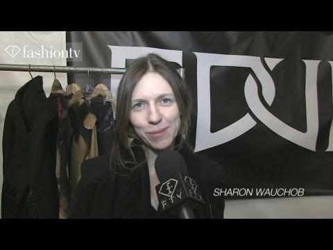 Edun's Schoolgirl Mentality with an Edge - Fall 2012 NYFW | FashionTV
